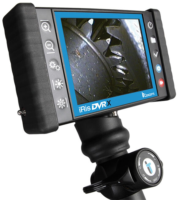 Video-Endoskop-iRis-DVR-X-Allgemein