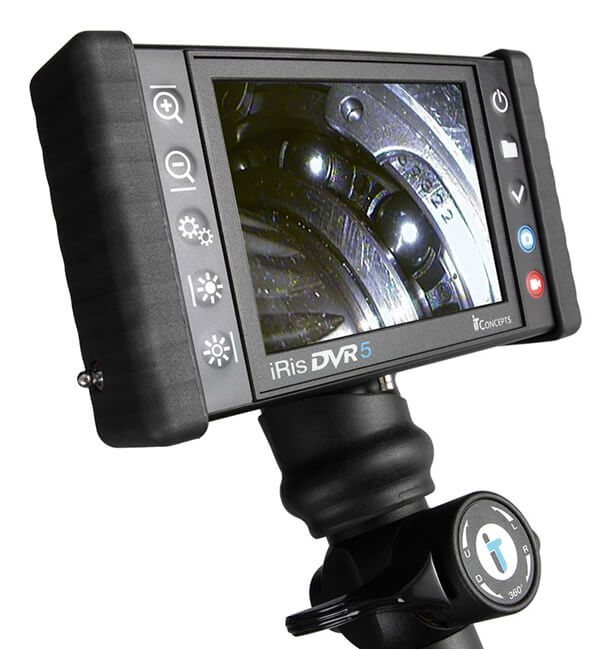 Video-Endoskop-iRis-DVR5-Allgemein
